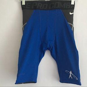 Nike Baseball Pro Compression Shorts
